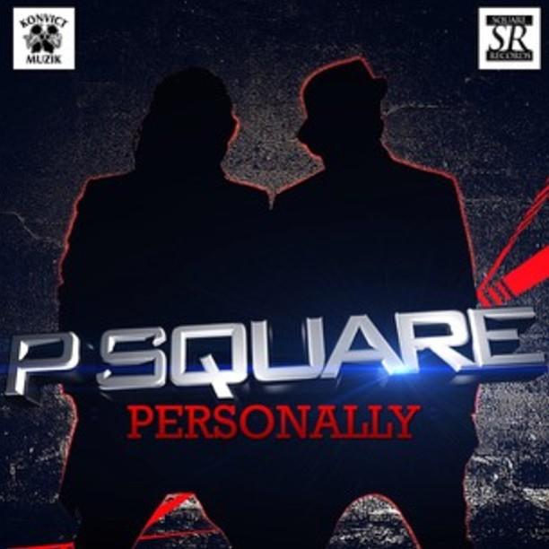 P-Square Personally Pic