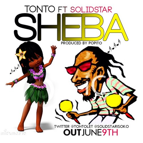 Tonto Dikeh Sheba Art