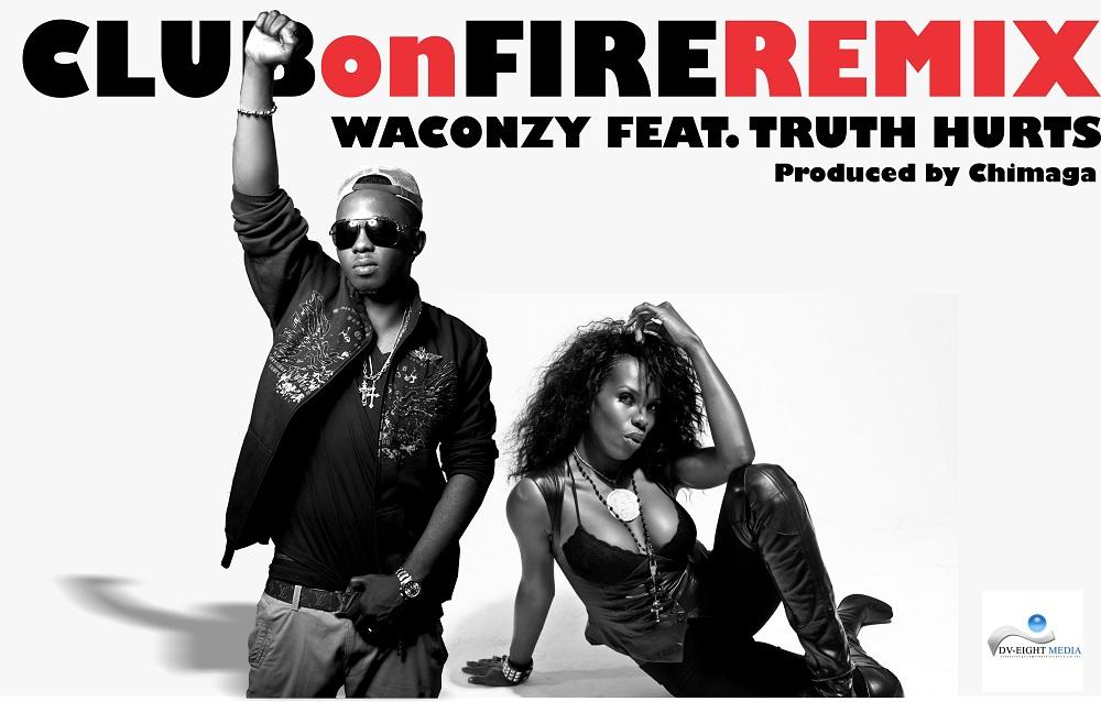Waconzy CLUB ON FIRE REMIX