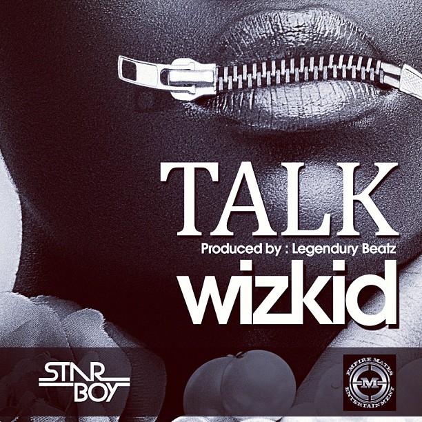 Wizkid Talk Art