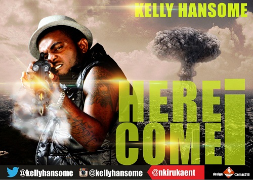 kelly Hansome Here I Come Art