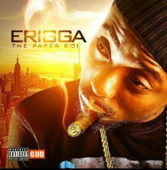 ERIGGA Forget Your Marra ARTWORK