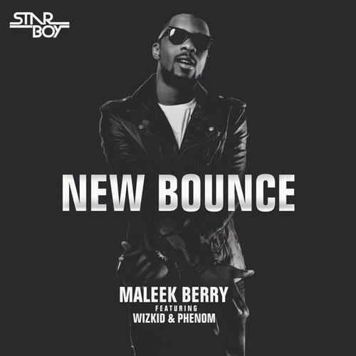 Maleek Berry New Bounce Art