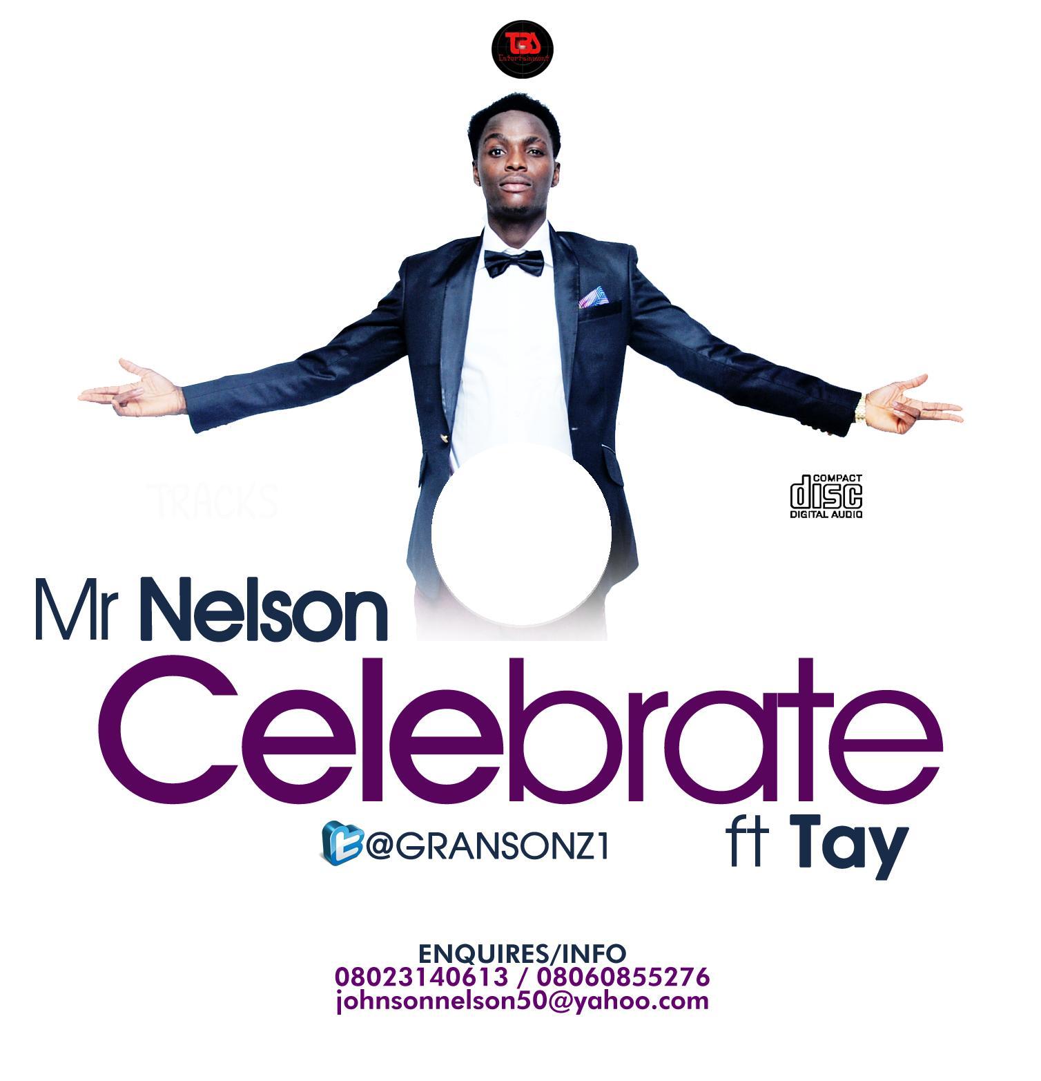 Mr Nelson Celebrate