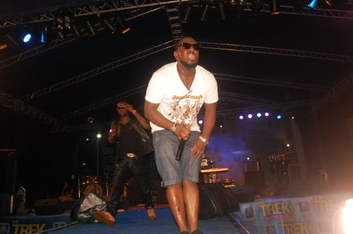 Timaya on stage (16)