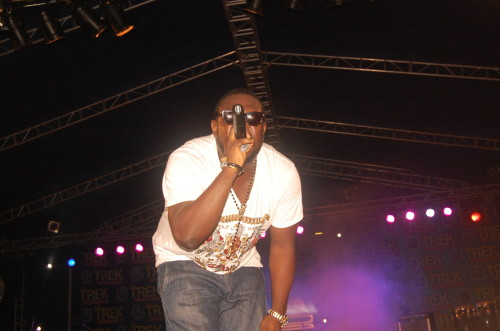 Timaya on stage (17)