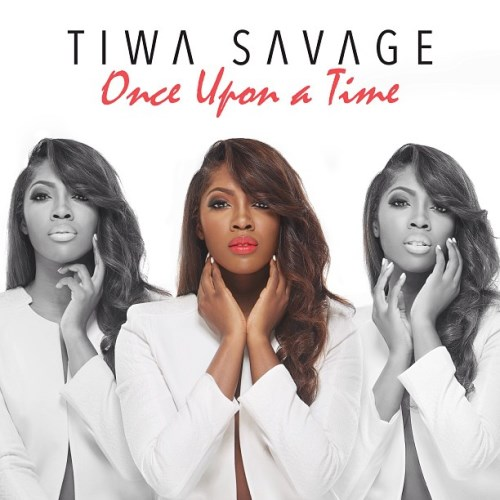 Tiwa-Savage Once Upon A Time Album Art