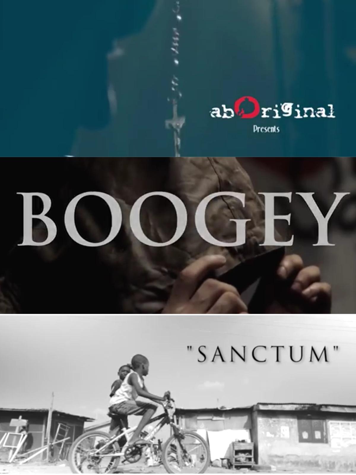 Boogey Sanctum vid Artwork