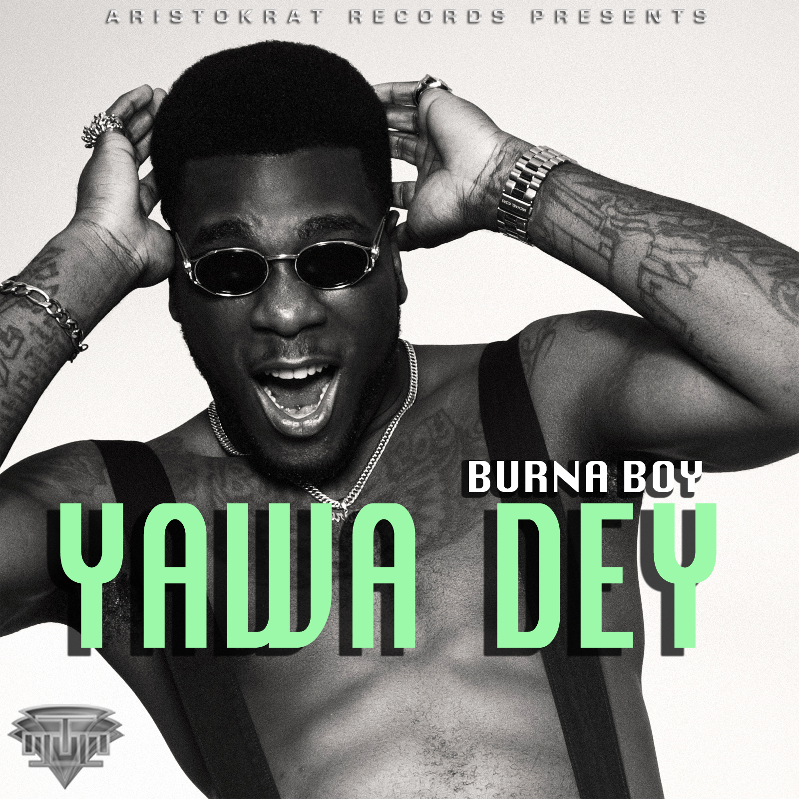 Burna Boy YAWA DEYsingle