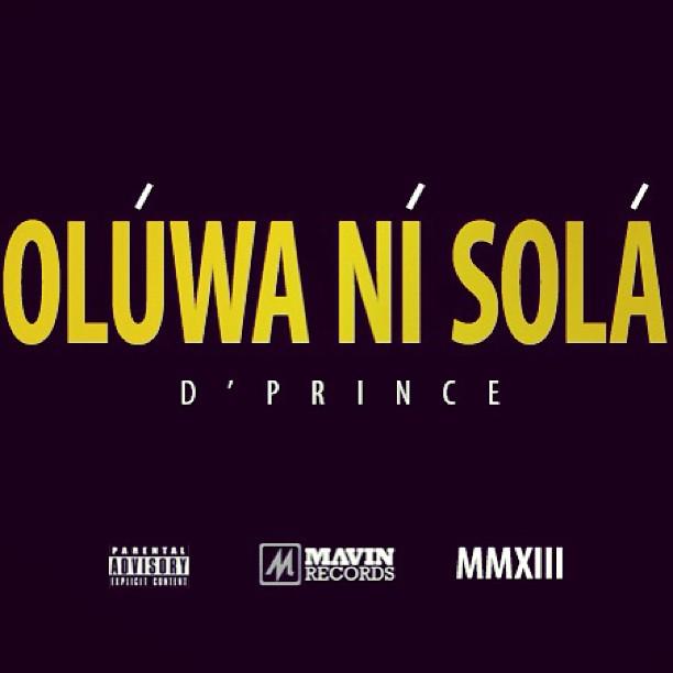 D'Prince Oluwa Ni Sola Art