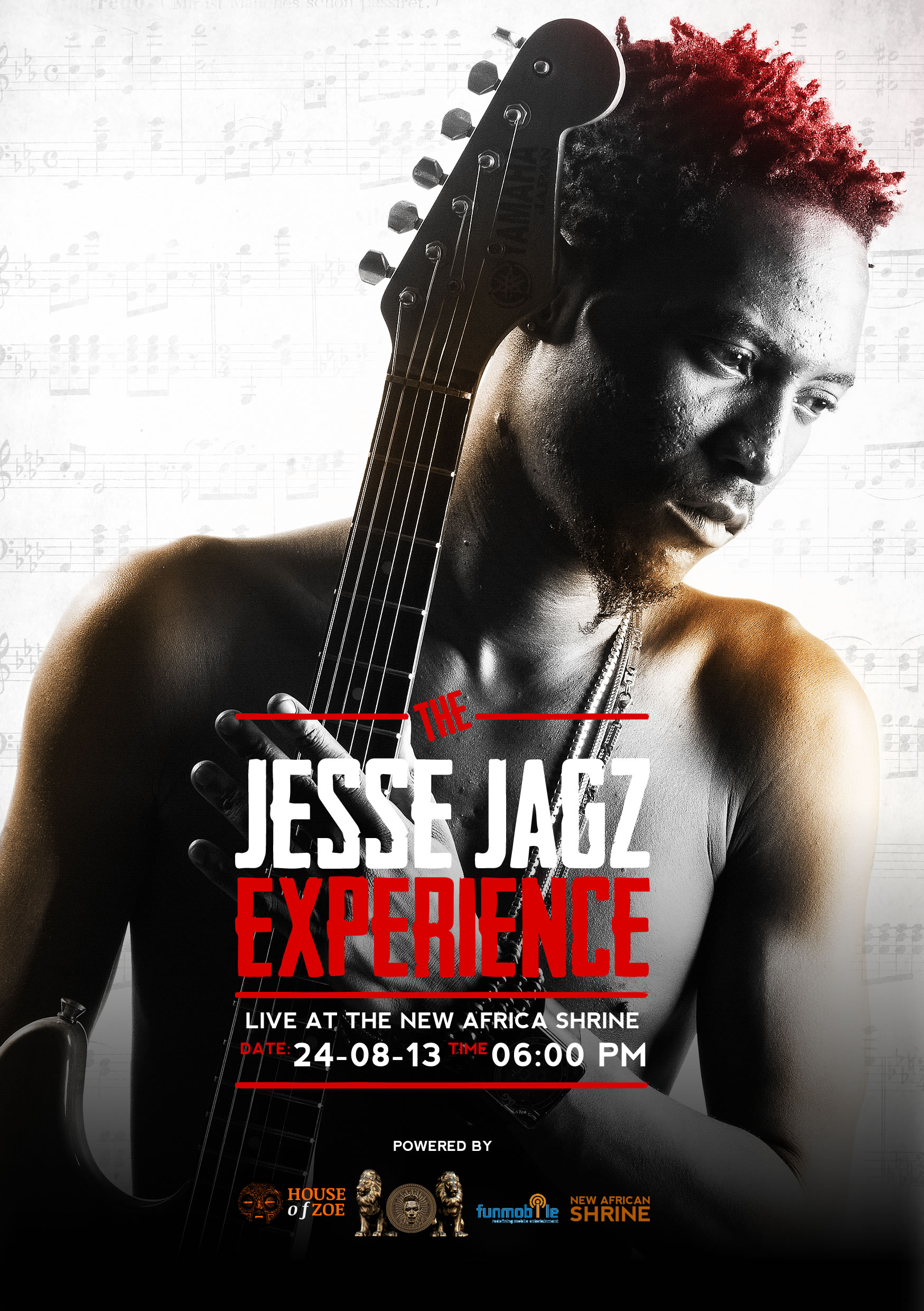 Jesse Jagz Experience