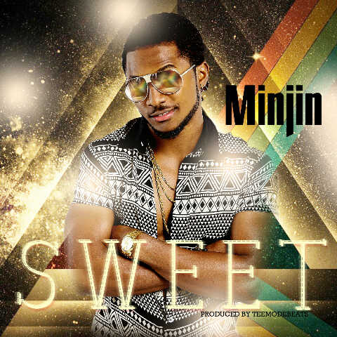 MINJIN Sweet COVER