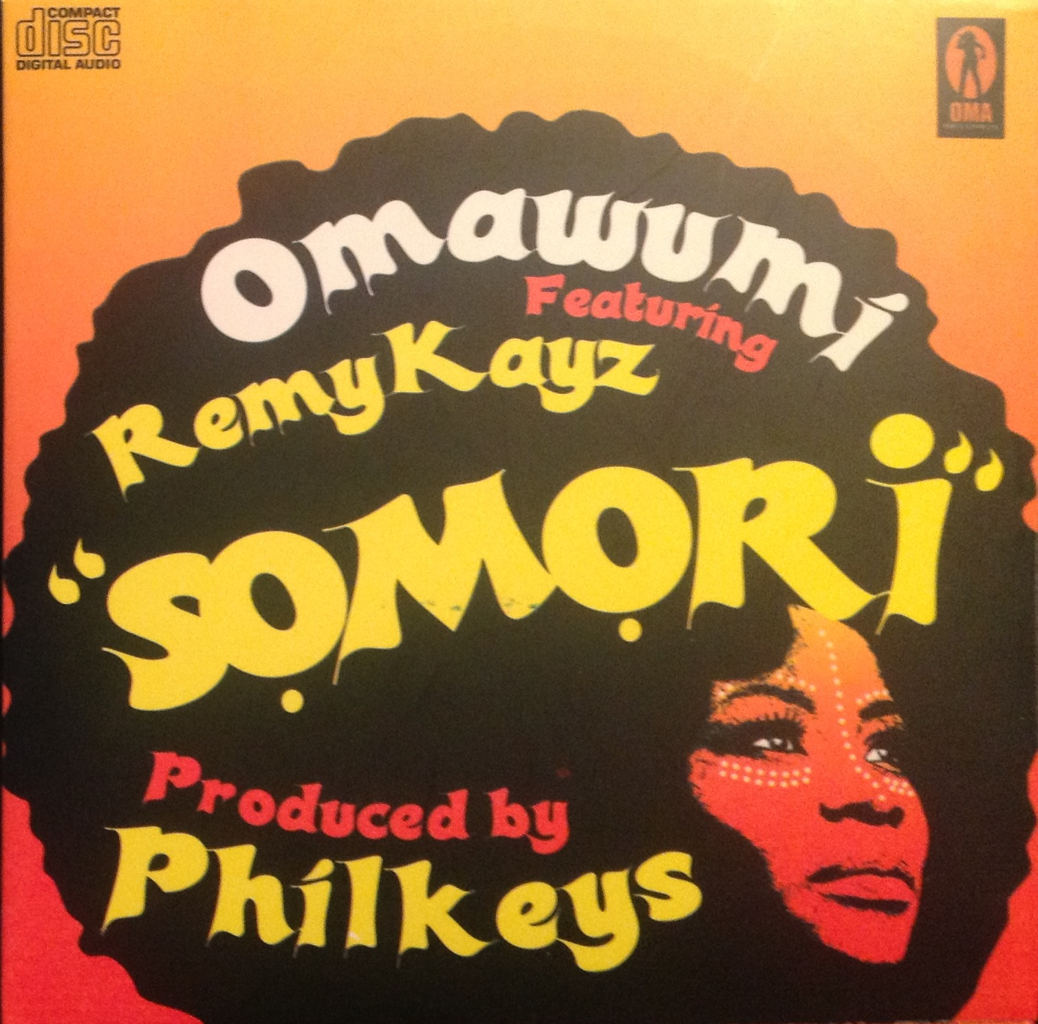 Omawumi Somori Artwork