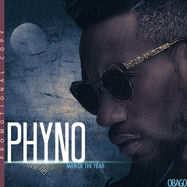 Phyno Man of the Year Obago Art