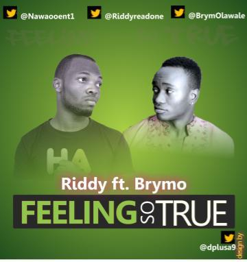 Riddy Brymo Feelings Art