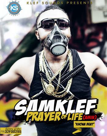 Samklef Prayer of Life Art