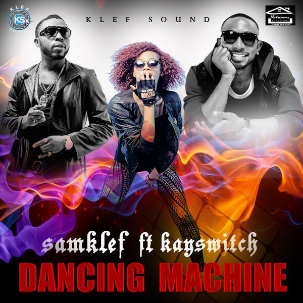 Samklef dancing machine