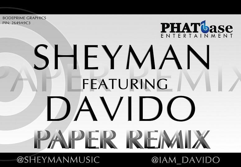 Sheyman Davido Paper Art