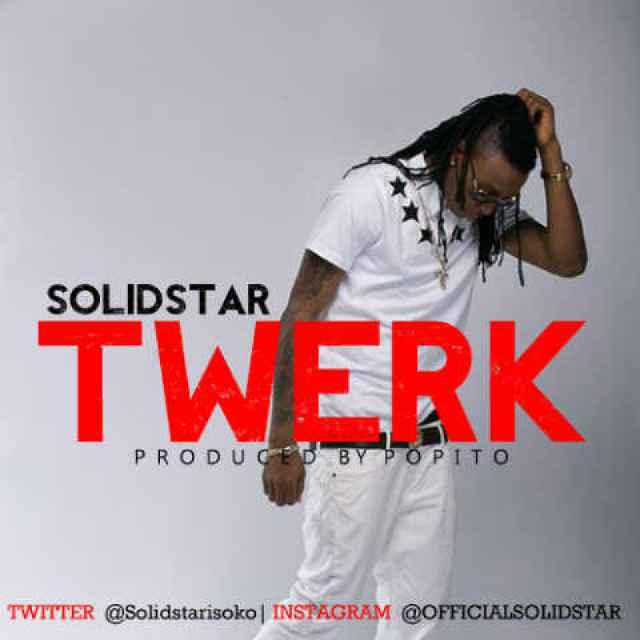 Solidstar Twerk Pic