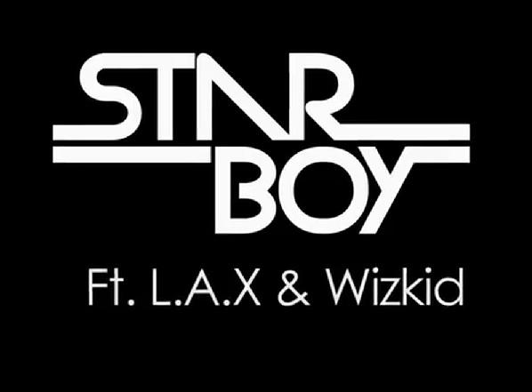 Starboy Wizkid L.A.X