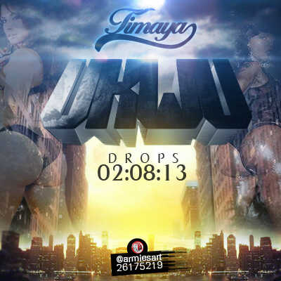 Timaya UKU Promo Art