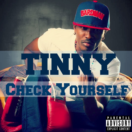 Tinny Check Yourself Art