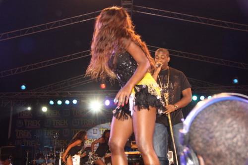 Tiwa Savage and Don Jazzy (2)