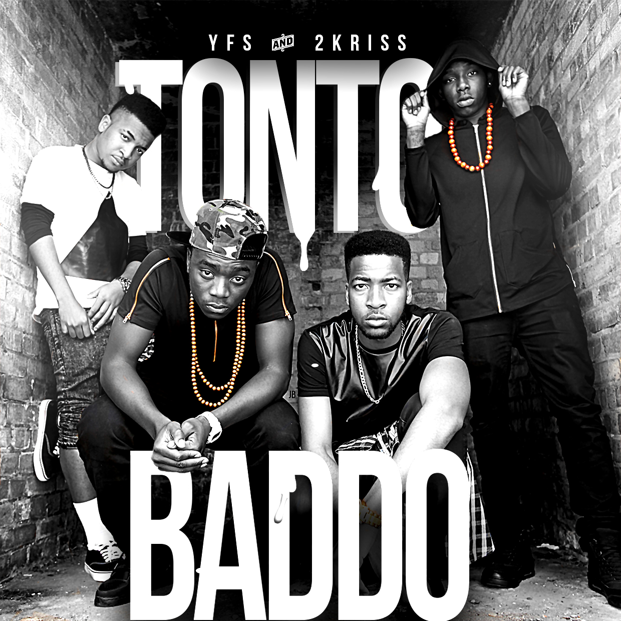 2Kriss BaddoTonto Artwork