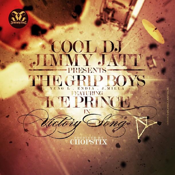 DJ Jimmy Jatt Victory Song Art