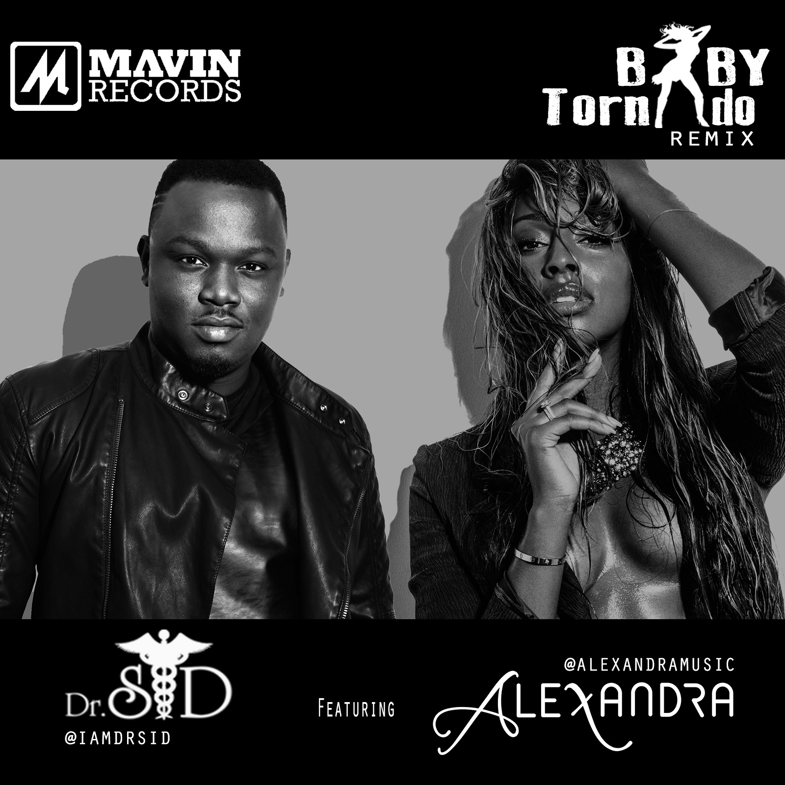 Dr SID – Baby Tornado (Remix) ft Alexandra Burke