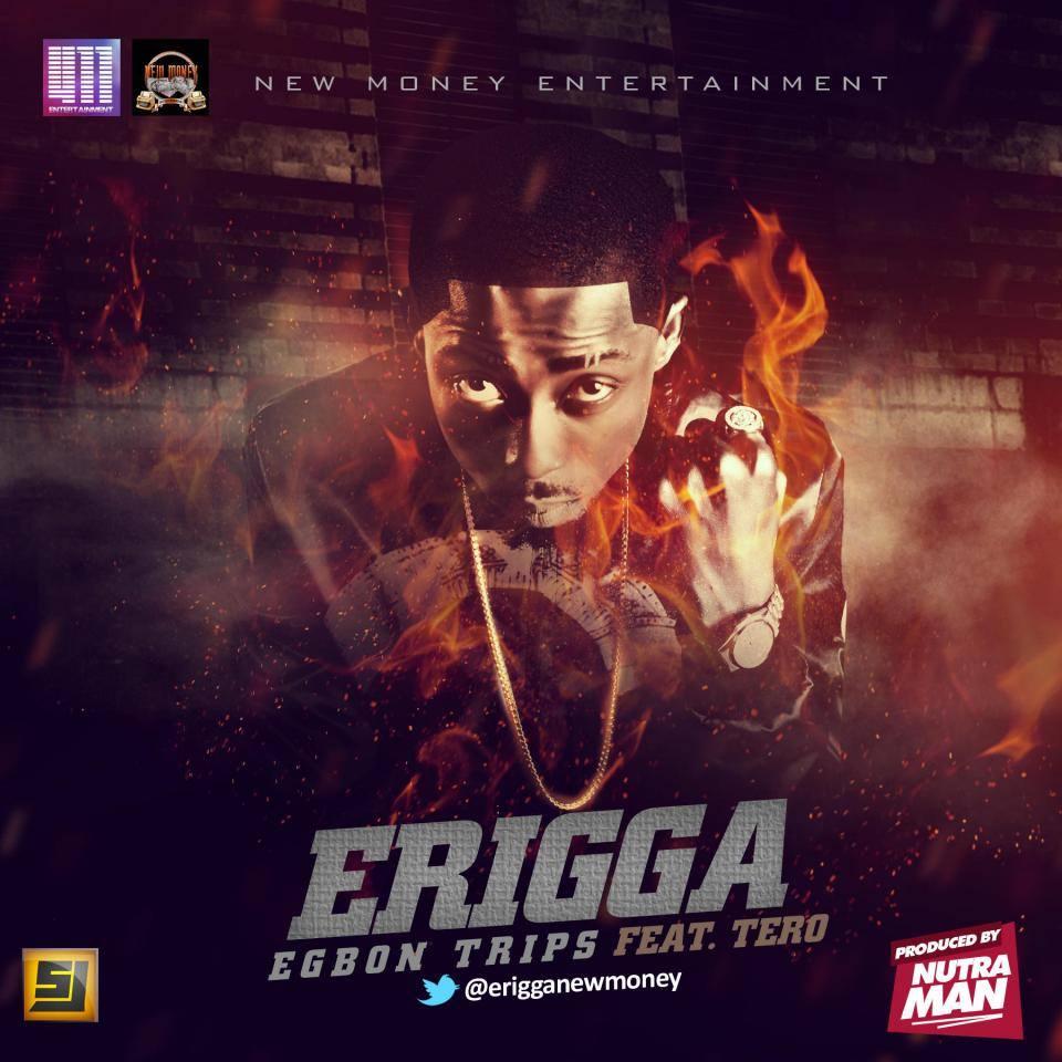 ERIGGA EGBON TRIPS ARTWORK