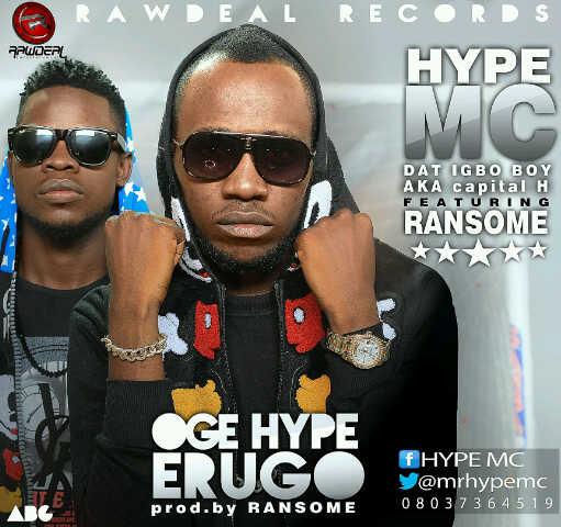 Hype MC Ransome OGE HYPE CUT main