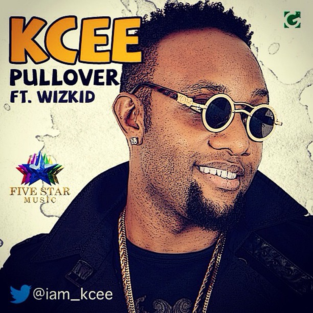 KCee Pull Over Art