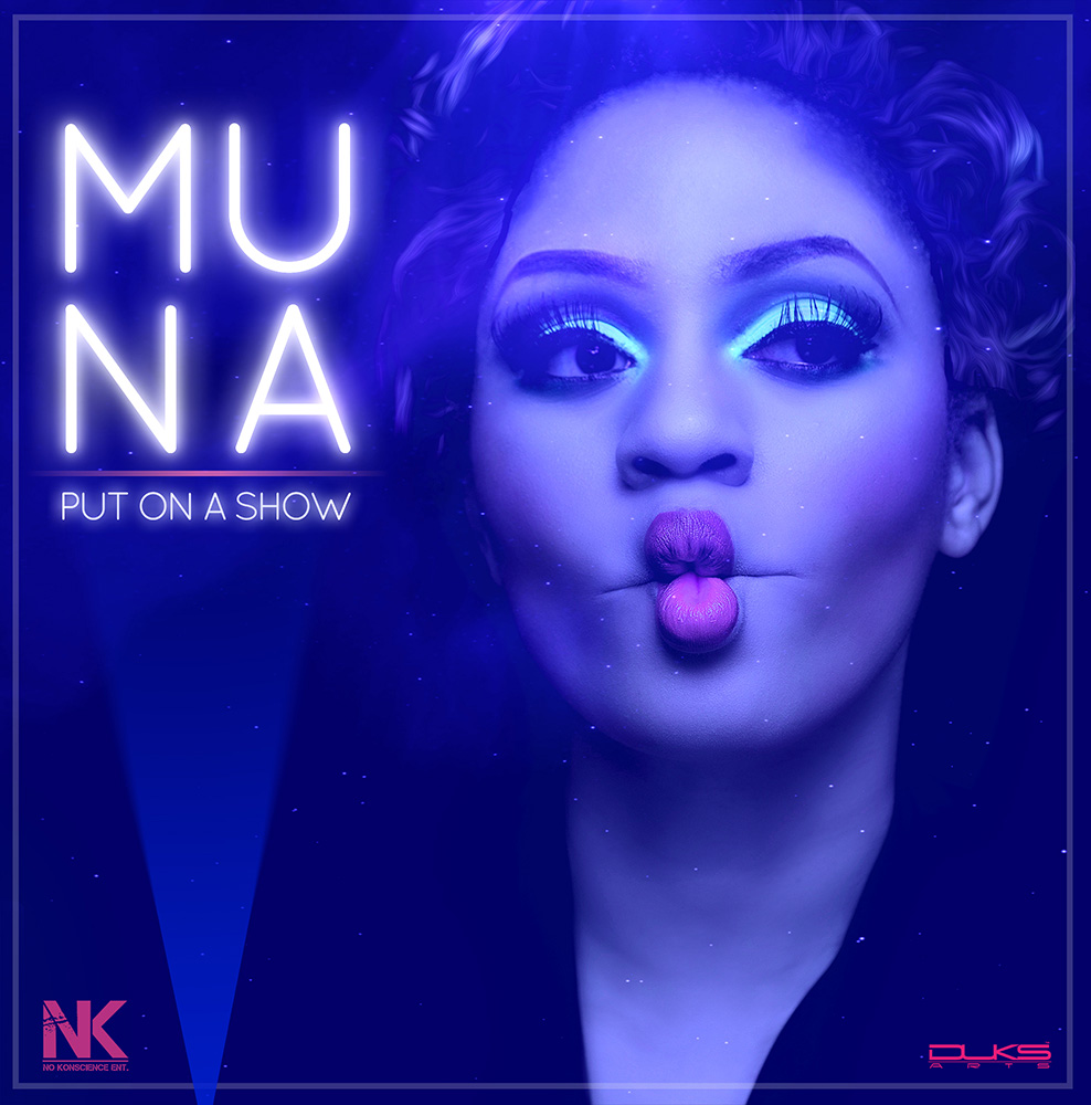 MUNA PUT ON A SHOW