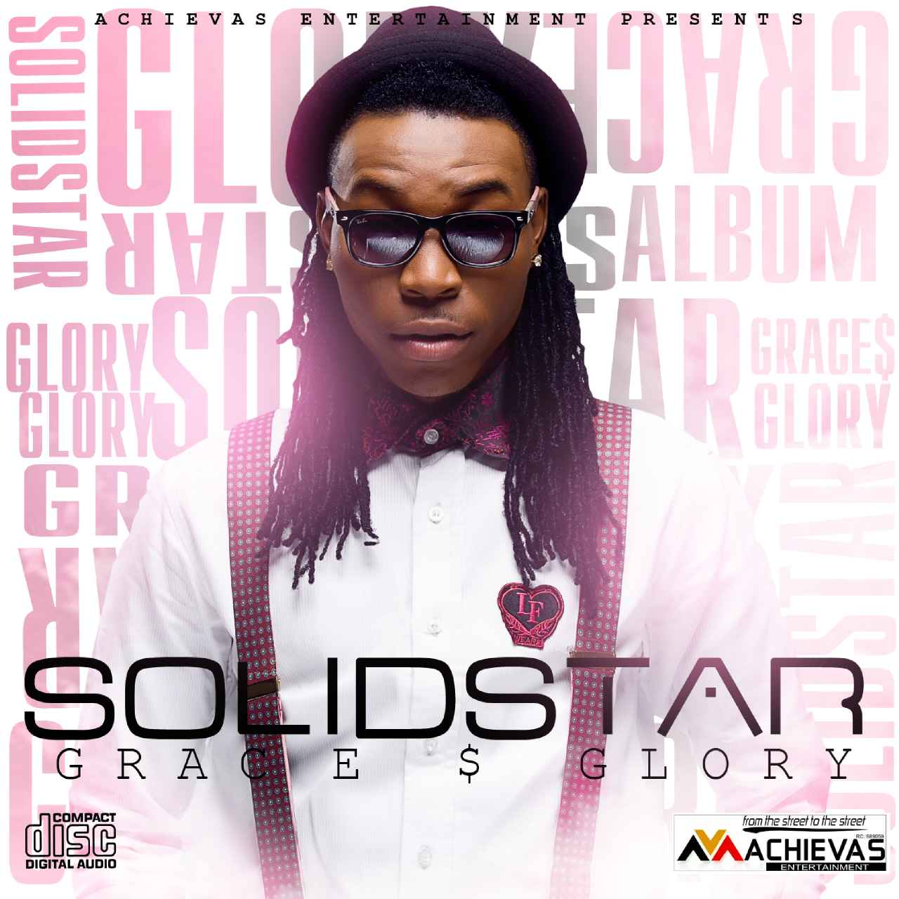 Solidstar Grace & Glory Album Art