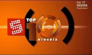 Soundcity Top 10 Nigeria Screen