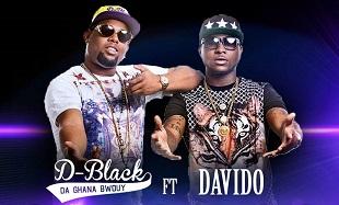 D-Black ft Davido Carry Go Artwork feat