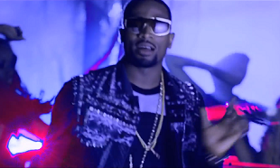 D'Banj Finally video feat