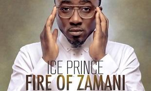 Ice Prince Fire of Zamani Art feat