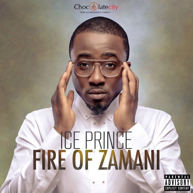 Ice Prince Fire of Zamani Art