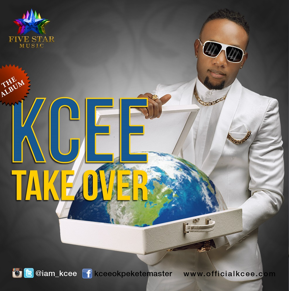 KCEE Take Over Jacket front