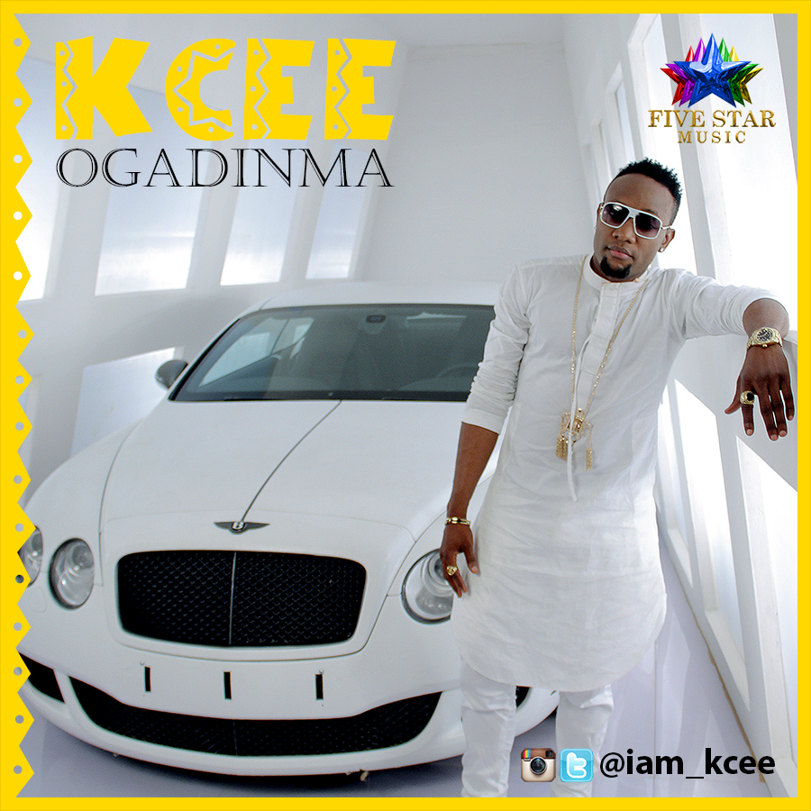 KCee Ogadinma Cover