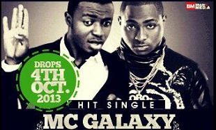 MC Galaxy Davido Nek Unek Art feat