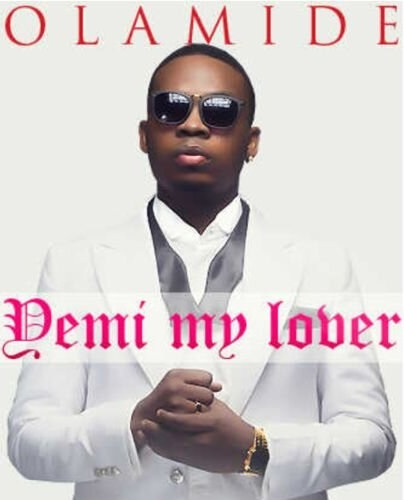 Olamide Yemi My Lover Art