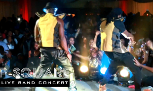 P-Square Dallas Concert feat