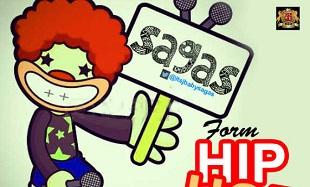 Sagas Form HipHop Art feat