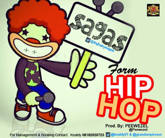 Sagas Form HipHop Art