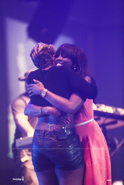 Tiwa Savage N Mary J Blige 1