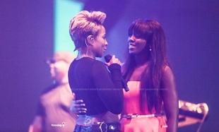 Tiwa Savage N Mary J Blige feat