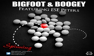 Bigfoot & Boogey SPINNING copy feat